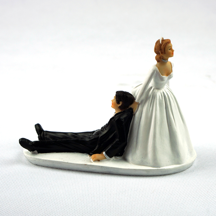 wedding cake toppers figurines resin figurine wedding cake topper wedding look 26459