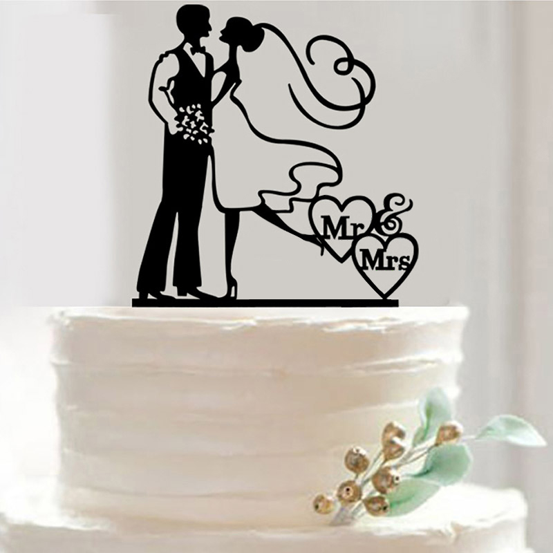 acrylic wedding cake toppers acrylic wedding cake topper wedding look 1207