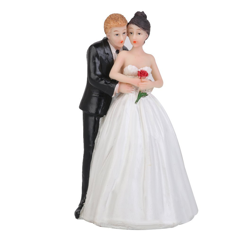 wedding figurines for cakes figurine groom wedding cake topper 9457